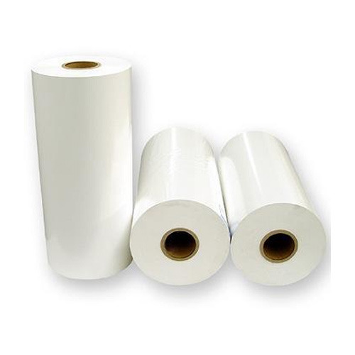 PVDC Coated Clear Polyester Film